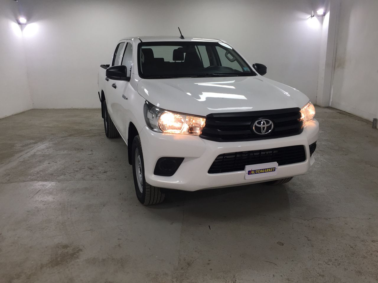 TOYOTA HILUX 2C SUPER WHIT 2017 CF2889